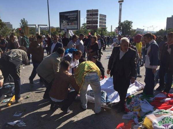 Ankaradakı partlayışda xəsarət alanlar arasında azərbaycanlılar var? - AÇIQLAMA