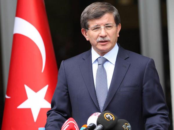 """Davudoğlu: """"Son silah yerə qoyulana qədər..."""""""