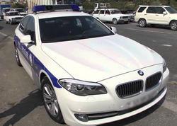 """Sürücü ilə yol polisi arasında mübahisə: <span class=""""color_red"""">""""Siz kimsiniz mənə əmr verirsiniz?"""" - VİDEO</span>"""