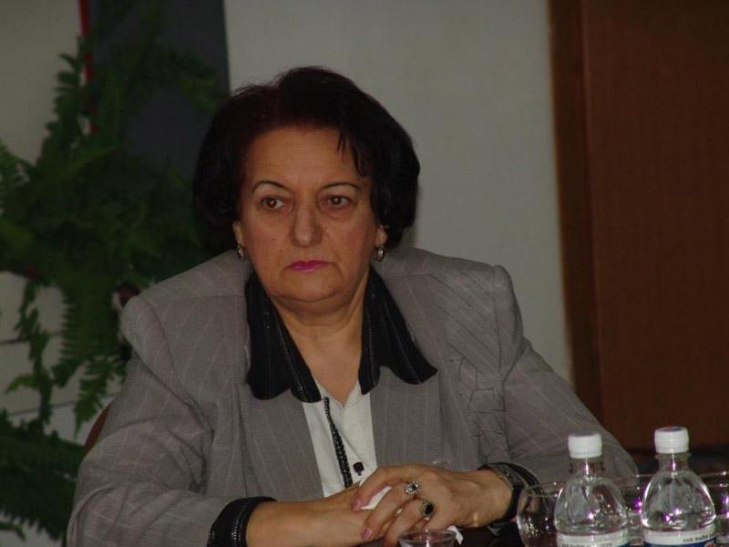 Elmira Süleymanova vəzifədən gedir