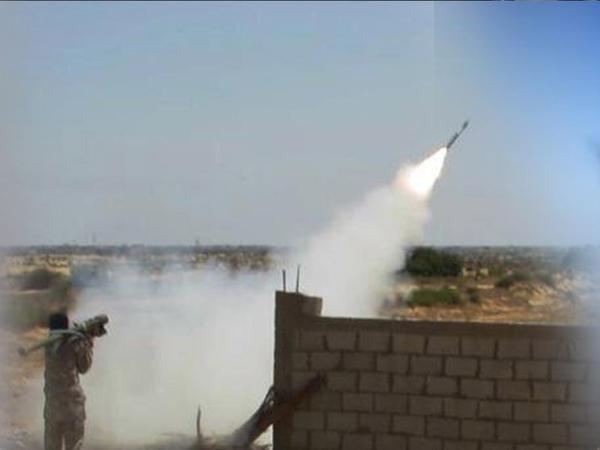 """İŞİD-in """"paytaxtı""""na hücum"""