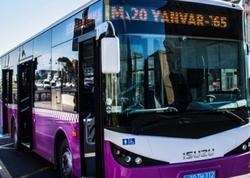 Avtobus problemi yaşayan sakinlərə şad xəbər