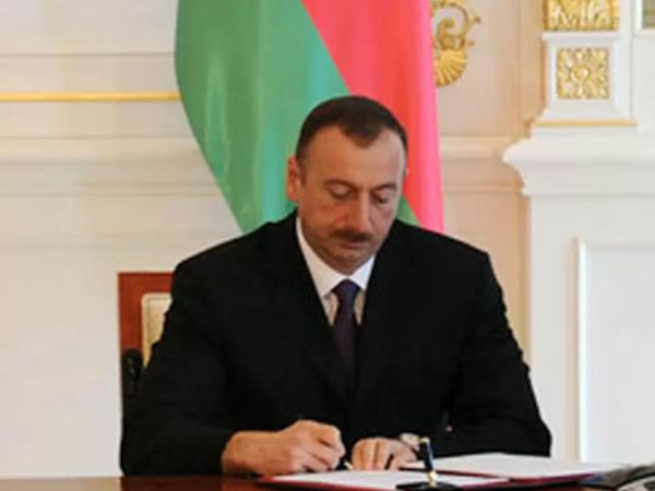Prezident İlham Əliyev 1,3 milyon manat ayırdı