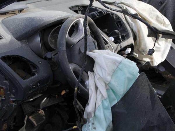 Bakı-Qazax yolunda ağır qəza: dörd nəfər yaralandı