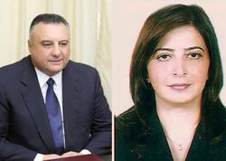 Eldar Mahmudovun həyat yoldaşı işdən çıxdı