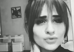 Azəri Günel Sezen Aksunu yamsıladı - VİDEO