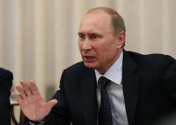 """Putin: """"Türkiyə kürəyimizə xəncər sapladı"""" - YENİLƏNİB - VİDEO"""