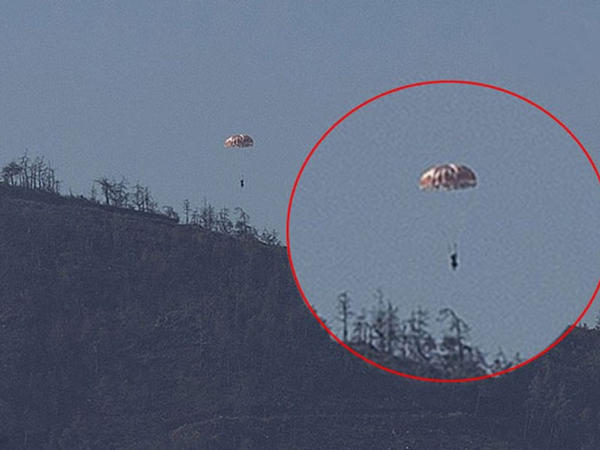 Suriyada vurulan Rusiya təyyarəsinin sağ qalan pilotu xilas edilib