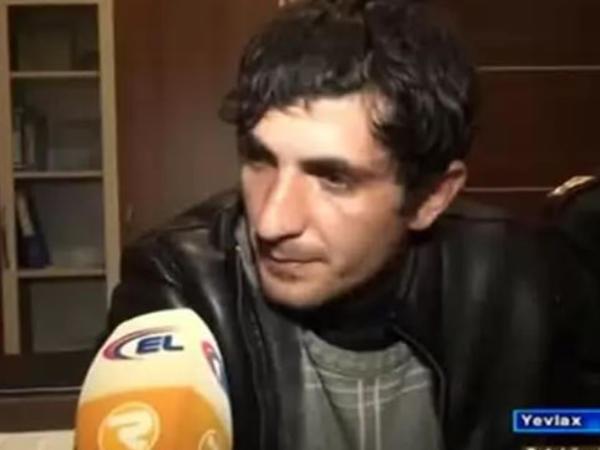 "Yevlaxda ""halal oğru"" tutuldu - VİDEO"