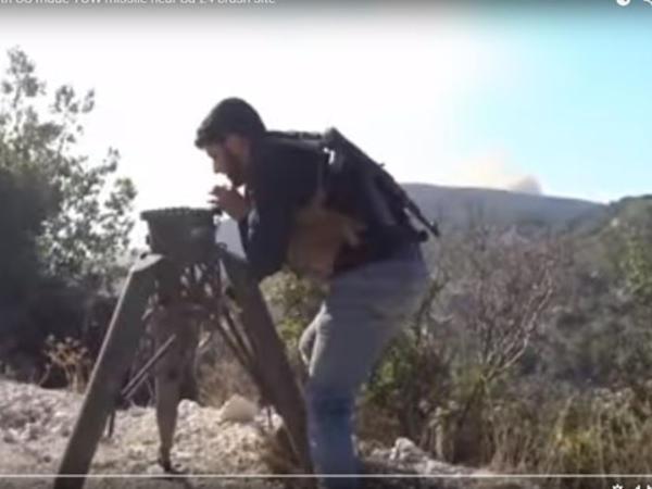 Rusiyanın helikopteri belə vuruldu - VİDEO