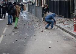 Moskvadakı Türkiyə səfirliyinə hücum oldu - FOTO