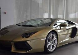 Bakıda 460 min manatlıq Lamborghini satıldı  - FOTO