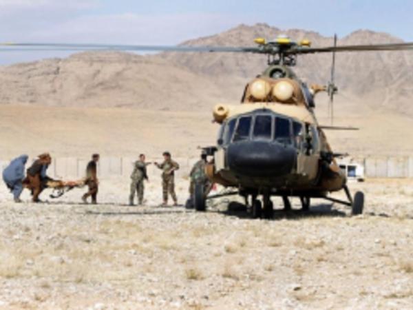 Terrorçular içərisində 21 nəfərin olduğu helikopteri ələ keçiriblər