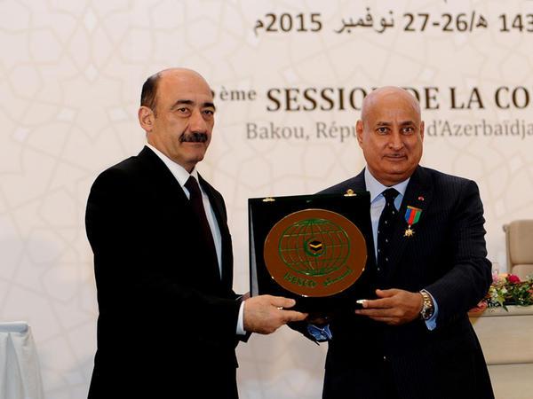 Azərbaycanlı nazir ISESCO-nun mükafatına layiq görülüb