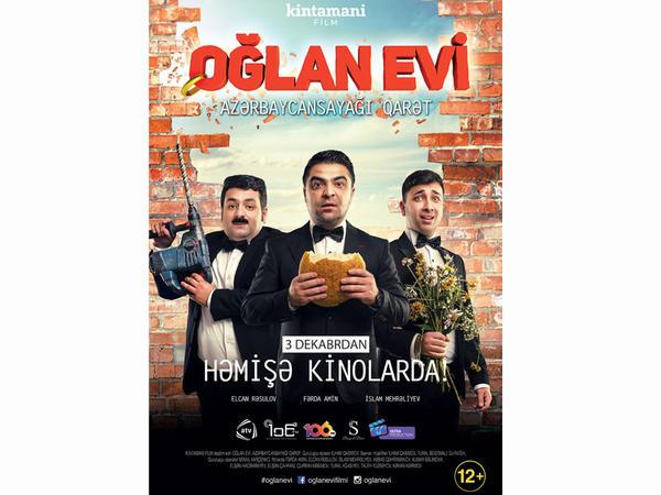 """""""28 Cinema""""da ilin gözlənilən kinokomediyası: """"Oğlan evi: Azərbaycansayağı qarət"""""""