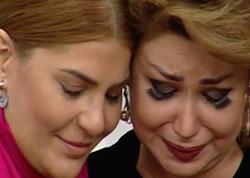Xatunla Könül efirdə ağladılar - FOTO