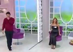 Türkiyənin efirində rus qadına qarşı hörmətsizlik - VİDEO