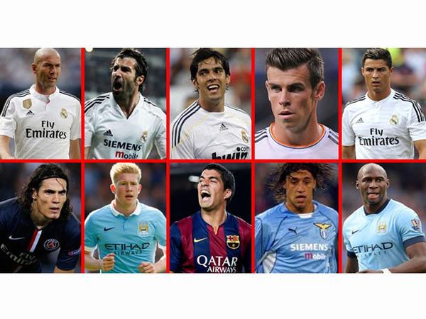 Klublarına ən çoх pul qazandırmış 10 futbolçu
