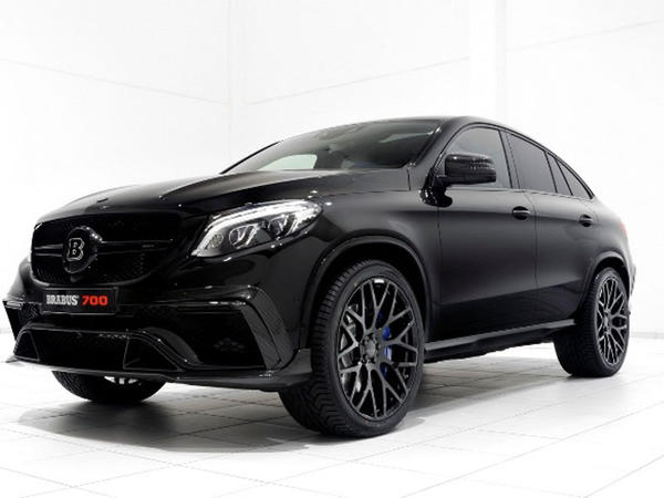 Brabus-dan Mercedes GLE - FOTO