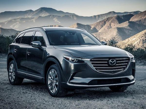 Mazda-dan yeni krossover - FOTO