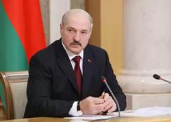 """Lukaşenko: """"Ermənistandan uçan təyyarədə radioaktiv maddə aşkarlanıb"""""""
