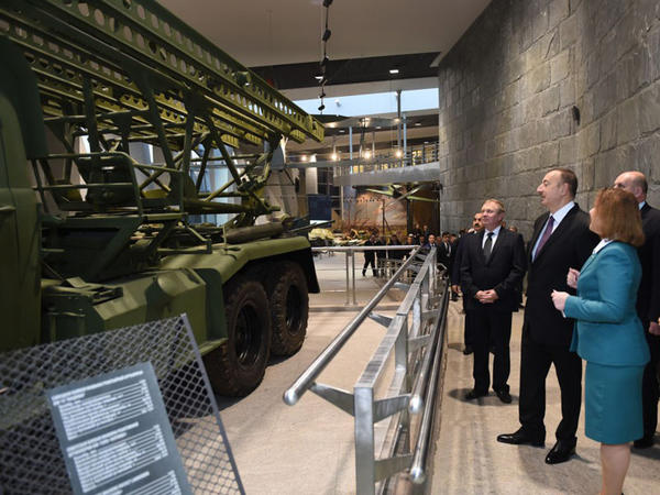 Prezident İlham Əliyev Belarusda səfərdədir - YENİLƏNİB - FOTO