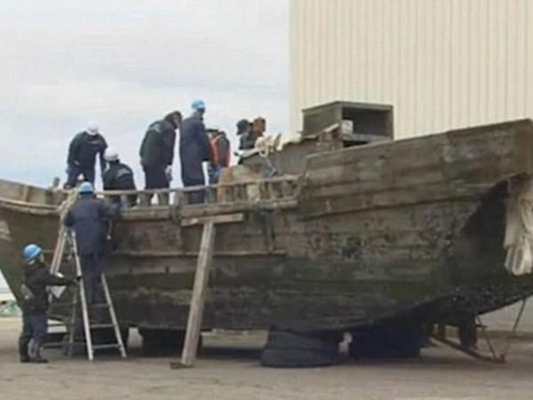 "11 ""ruh"" gəmi tapıldı - VİDEO - FOTO"
