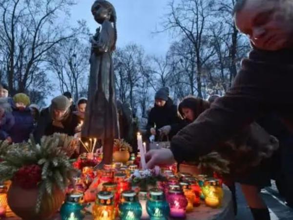 Ukrayna: qolodomor ildönümü qeyd olunur