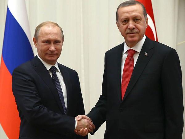 Rusiya Ərdoğanın məktubuna CAVAB VERDİ - İlk reaksiya