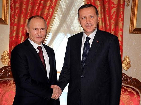 Putin Ərdoğanla görüşdən imtina etdi