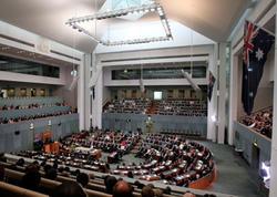 Avstraliya parlamenti Dağlıq Qarabağın işğalına son qoymağa çağırdı