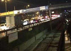İstanbul metrosunda partlayış: ölən və yaralananlar var - VİDEO - FOTO