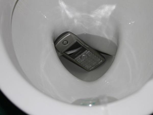 Telefon tualetə düşən zaman nə etməli?