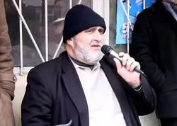 """""""Bilsəm Nardaranda kimdəsə silah var, alıb təpəsinə vuraram"""""""
