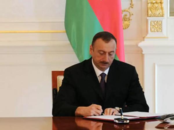 Prezident İlham Əliyyev Füzulidə yol tikintisi üçün vəsait ayrılması barədə sərəncam imzalayıb