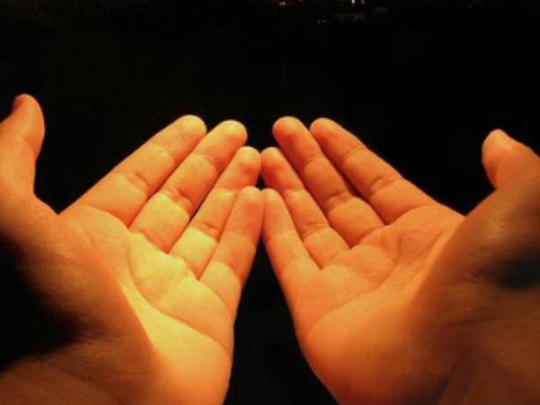 İnsan duanı bütün vücudu ilə etməlidir, təkcə dili ilə deyil