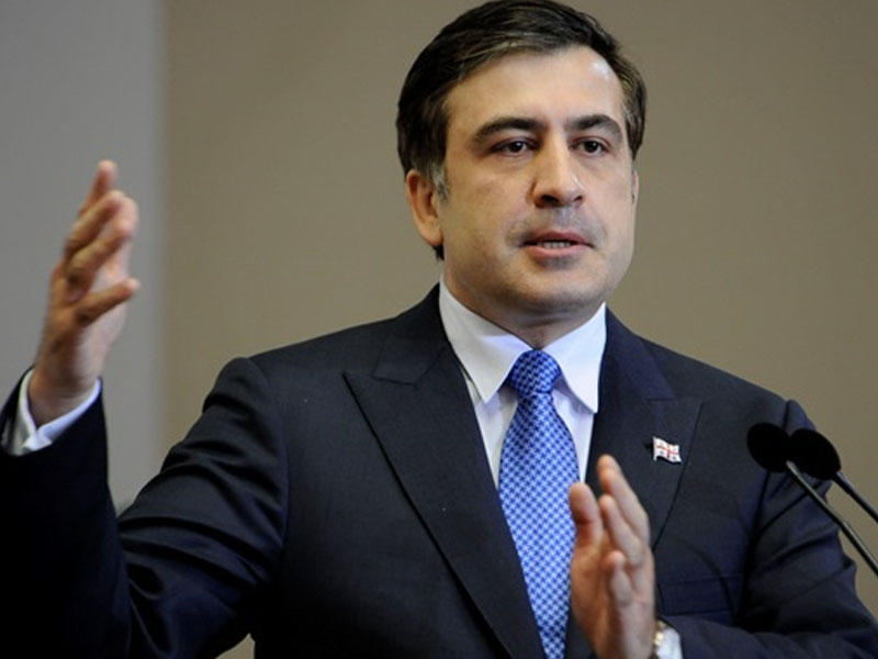 Saakaşvili aparıcılıq edəcək