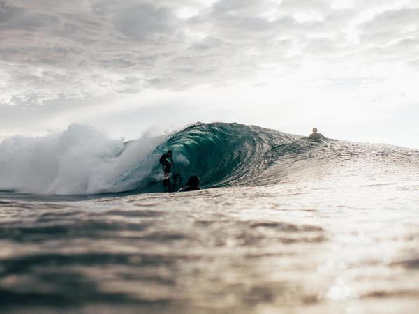 Okean aşiqinin əsərləri - FOTO