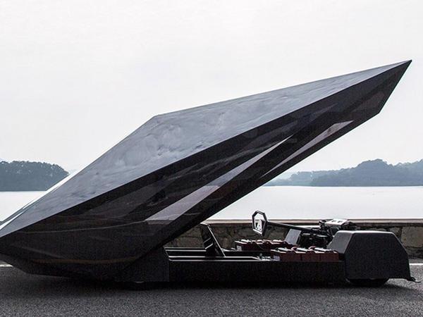 Çox astagəl Lamborghini - FOTO
