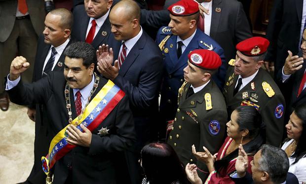 Image result for Venesuela inqilab