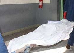 88 yaşlı qocanı öldürüb qaçan sürücü tutulub