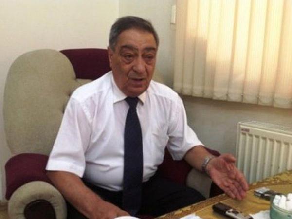 """Rəşid Mahmudov:  """"O, həkim deyil, heyvandır"""""""