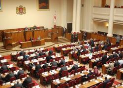 Gürcüstan prezidentinin səlahiyyətləri azaldılır