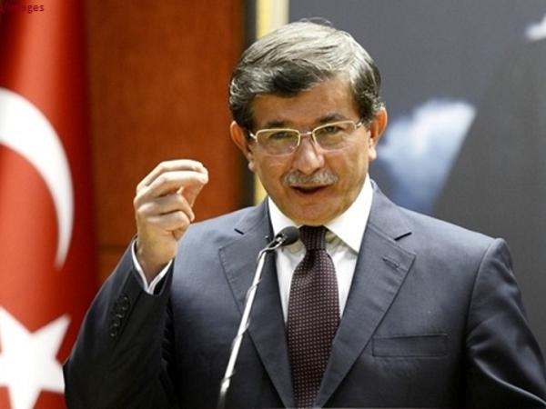 """Davudoğlu: """"Çox təəssüf ki..."""""""