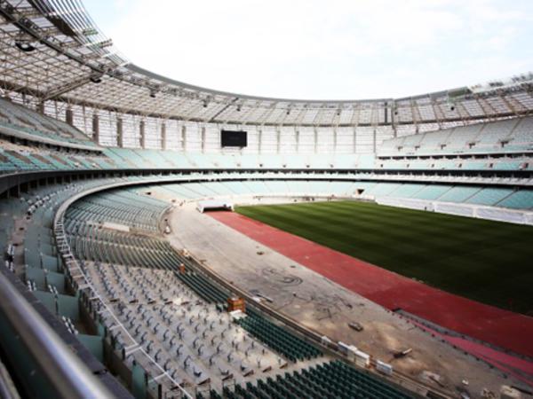 Bakı Olimpiya Stadionunda toylar da keçiriləcək - FOTO