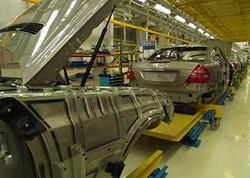 """""""Mercedes""""in İranda nəhəng zavodu açıldı – FOTO"""