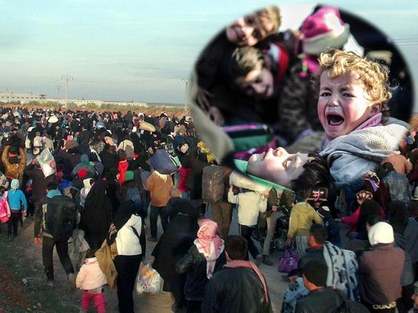 70 min insan ölümdən qaçdı - FOTO