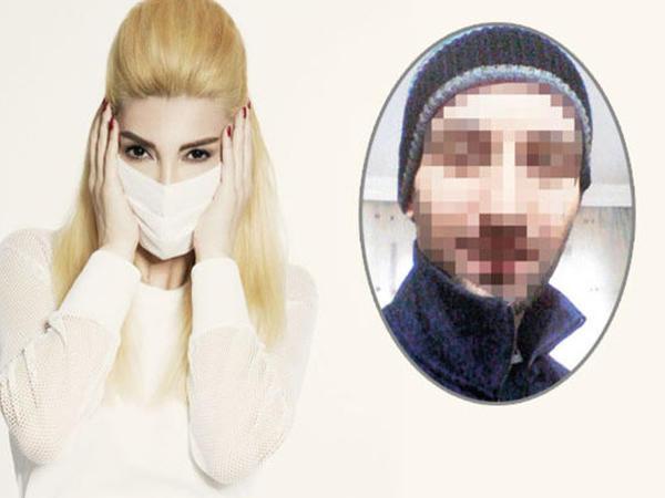 Türkiyəli müğənni pərəstişkarını tutdurdu - FOTO