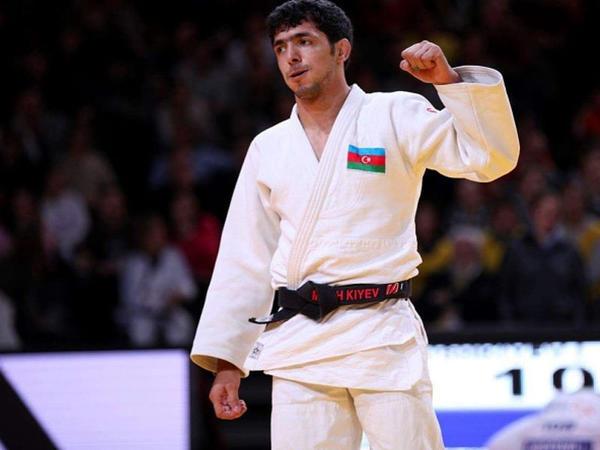 Azərbaycanlı cüdoçu gümüş medal qazandı