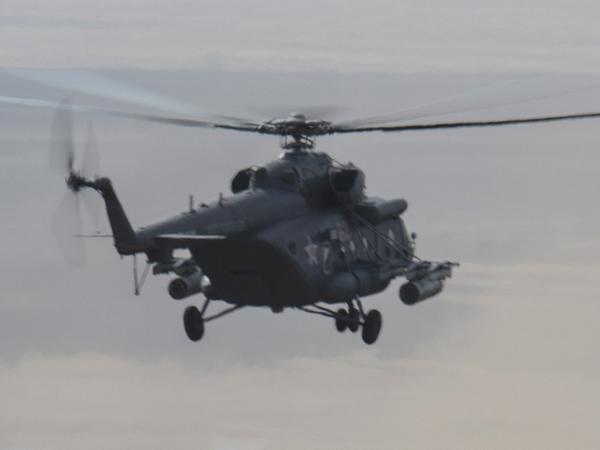 Rusiyada hərbi helikopter qəzaya uğradı, ölənlər var